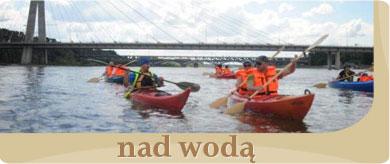 wypocznij w Warszawie nad wodą